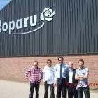 Видео от компании Roparu