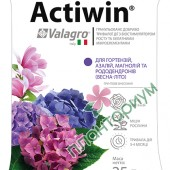 Actiwin для гортензий, азалий, магнолий и рододендронов